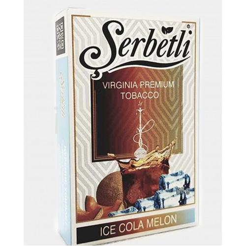 Тютюн для кальяну Serbetli Айс Кола Диня (Ice Cola Melon)
