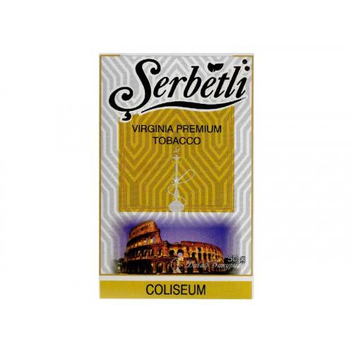 Табак для кальяна Serbetli Coliseum 50 грамм