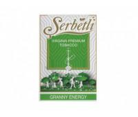 Табак для кальяна Serbetli Granny Energy 50 грамм