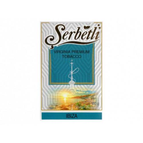 Тютюн для кальяну Serbetli Ibiza 50 грам