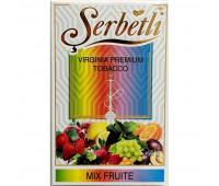 Табак для кальяна Serbetli Mix Fruit 50 грамм