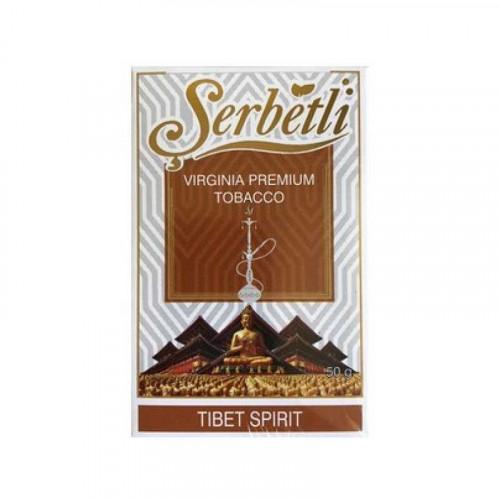 Тютюн для кальяну Serbetli Tibet Spirit 50 грам
