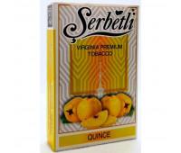 Табак для кальяна Serbetli Quince 50 грамм