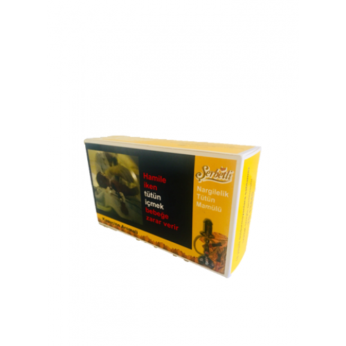 Тютюн для кальяну Serbetli Ice Citrus Mango 500 грам