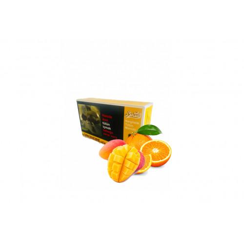 Тютюн Serbetli Orange Mango (Апельсин Манго) 500 грам