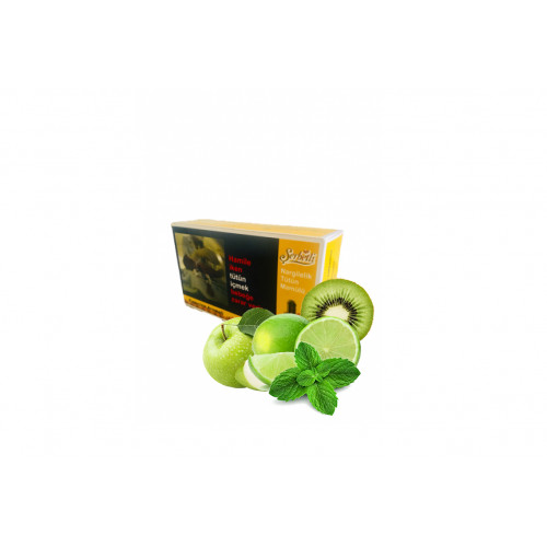 Табак Serbetli Green Mix (Зелёный Микс) 500 грамм