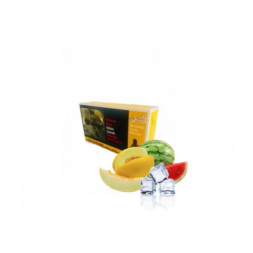 Тютюн Serbetli Ice Watermelon Melon (Кавун Диня Лід) 500 грам