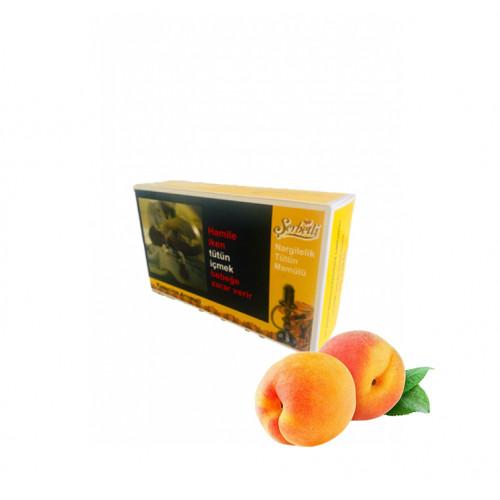 Табак для кальяна Serbetli Peach (Персик) 500 грамм