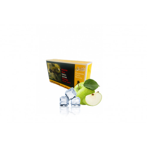 Табак Serbetli Ice Green Apple (Щербетли Ледяное Яблоко) 100 грамм
