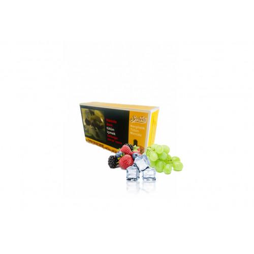 Тютюн Serbetli Ice Grape Berry (Крижаний Виноград Ягода) 500 грам