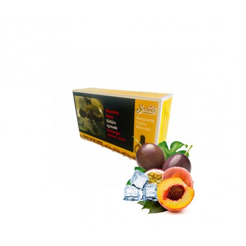 Табак Serbetli Ice Peach Maracuja (Лед Персик Маракуйя) 500 гр