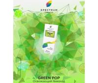 Табак Spectrum Green Pop Classic Line (Освежающий Лимонад) 100 гр