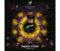 Табак Spectrum Energy Storm Hard Line (Энергетик) 100 гр