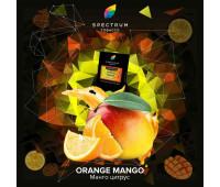 Табак Spectrum Orange Mango Hard Line (Апельсин Манго) 100 гр