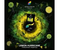 Табак Spectrum Lemon Hurricane Hard Line (Лимонный Ураган) 100 гр