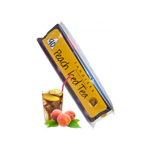 Купить Табак для кальяна Tangiers Peach Iced Tea Noir (Танжирс, Танж Персиковый Чай со Льдом) 100 гр.