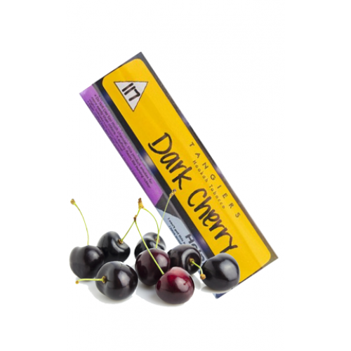 Купить Табак для кальяна Tangiers Kasmir Cherry Noir (Танжирс, Танж Пряная Вишня) 100гр.