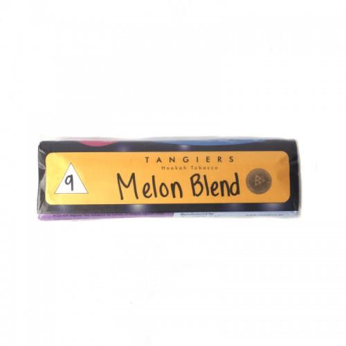 Купити Тютюн для кальяну Tangiers Melon Blend Noir (Танжірс, Танжу Кавун Диня Ноір) 100 гр.