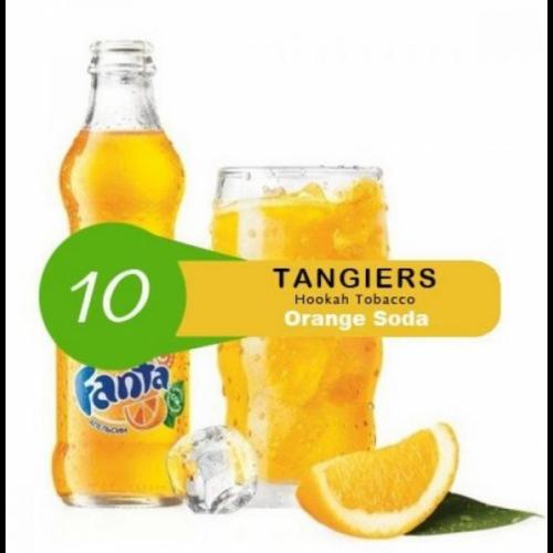 Купить Табак для кальяна Tangiers Orange Soda Noir 10 (Фанта) 100 гр.