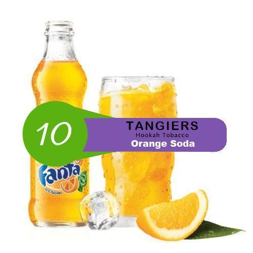 Купить Табак для кальяна Tangiers Orange Soda Burley 10 (Фанта) 250гр.