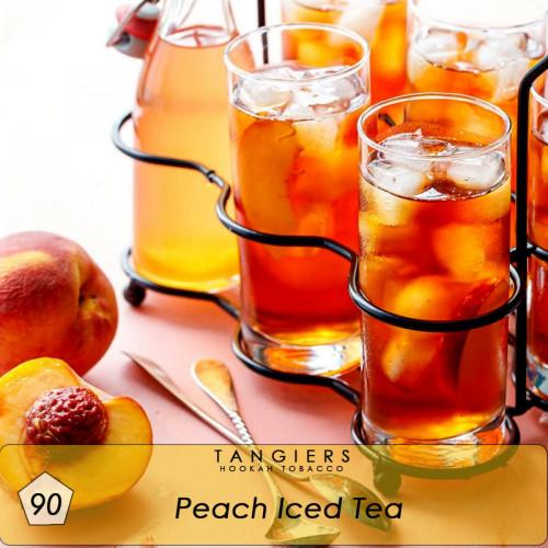 Табак Tangiers Peach Iced Tea Noir 90 (Персик Чай Лед) 250гр.
