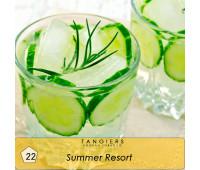 Табак Tangiers Summer Resort  Noir 22 (Летний Курорт) 250гр.