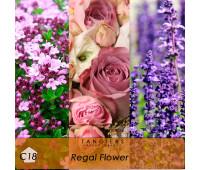 Табак Tangiers Regal Flower Noir 18 (Королевский Цветок) 250гр.