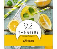 Табак Tangiers Mimon Noir 92 (Лимон Мята) 250гр