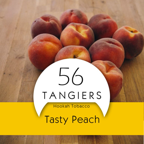 Купить табак Tangiers Tasty Peach Noir 56 (Вкусный Персик) 250гр