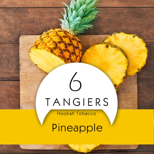 Купить табак Tangiers Pineapple Noir 6 (Ананас) 250гр.