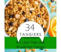Табак Tangiers Its Like That Other Breakfast Cereal Birquq 34 (Хлопья На Завтрак) 250гр.