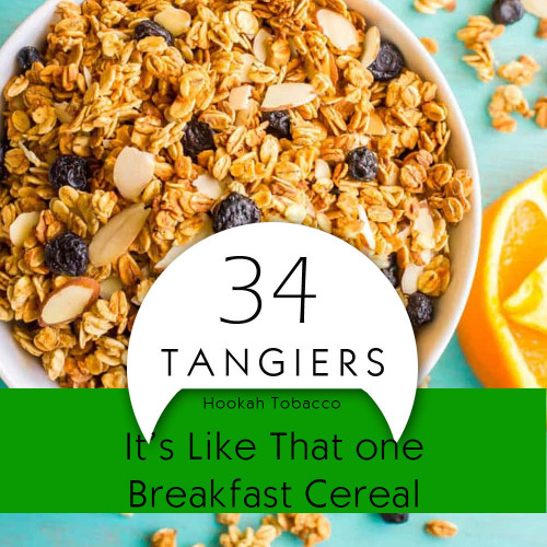 Купить табак Tangiers Its Like That Other Breakfast Cereal Birquq 34 (Хлопья На Завтрак) 250гр.