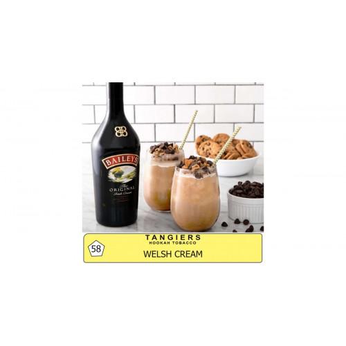 Купить табак Tangiers Welsh Cream Noir 58 (Уэльские Сливки) 250гр