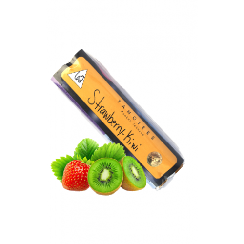 Табак для кальяна Tangiers Strawberry Kiwi Noir (Клубника с Киви) 250гр