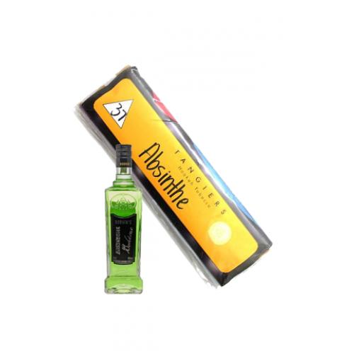 Купити Тютюн для кальяну Tangiers Absinthe Noir (Танжірс, Танжу Абсент Ноір) 250гр