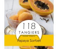 Тютюн Tangiers Papaya Sorbet Noir 118 (Папайя Сорбет) 250гр.