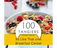 Тютюн Tangiers Its Like That one Breakfast Cereal Noir 34 (Пластівці на сніданок) 250гр.
