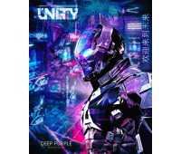 Табак Unity Deep Purple (Дип Перпл) 125 грамм