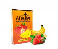Табак Adalya Strawberry Banana (Клубника Банан) 50 гр