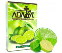 Табак Adalya Green Lemon (Зеленый Лимон) 50 гр