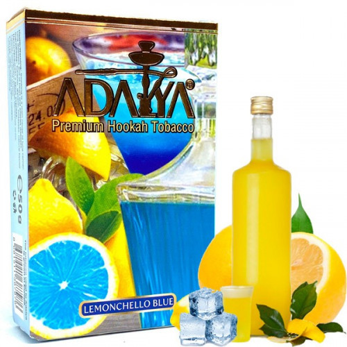 Табак Adalya Lemonchello Blue (Лимончелло Блю) 50 гр