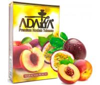 Табак Adalya Maracuja Peach (Маракуйя Персик) 50 гр