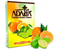 Табак Adalya Orange Lemon (Апельсин Лайм) 50 гр