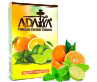 Табак Adalya Orange Lemon MInt (Апельсин Лайм Мята) 50 гр