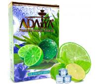 Табак Adalya The Coldest Green (Прохладный Лайм) 50 гр