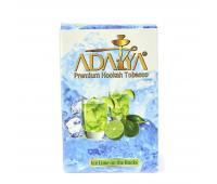 Табак Adalya Ice Lime On The Rocks (Лед Лайм) 50 гр