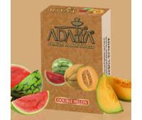 Табак Adalya Double Melon (Дыня Арбуз) 50 гр
