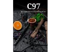 Табак CULTt C97 Blueberry Orange Mint (Черника Апельсин Мята) 100 гр