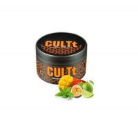 Табак CULTt C7 Lime Mint Passion fruit Mango (Лайм Мята Маракуйя Манго) 100 гр