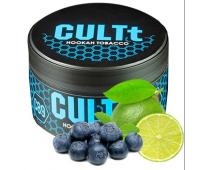 Табак CULTt C89 Blueberry Lime (Голубика Лайм) 100 гр